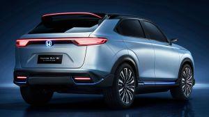 Cómo será el primer SUV eléctrico de Honda e:prototype