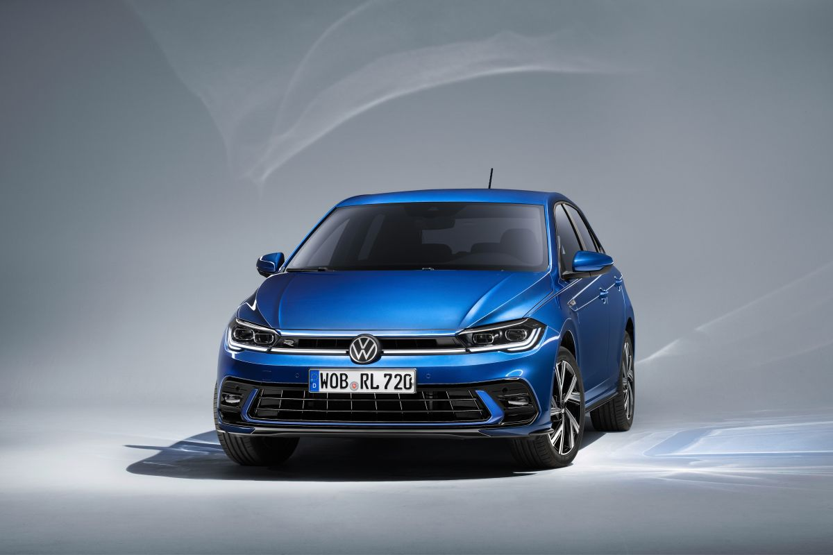 Cómo es el nuevo Volkswagen Polo 2022 revelado por la compañía alemana