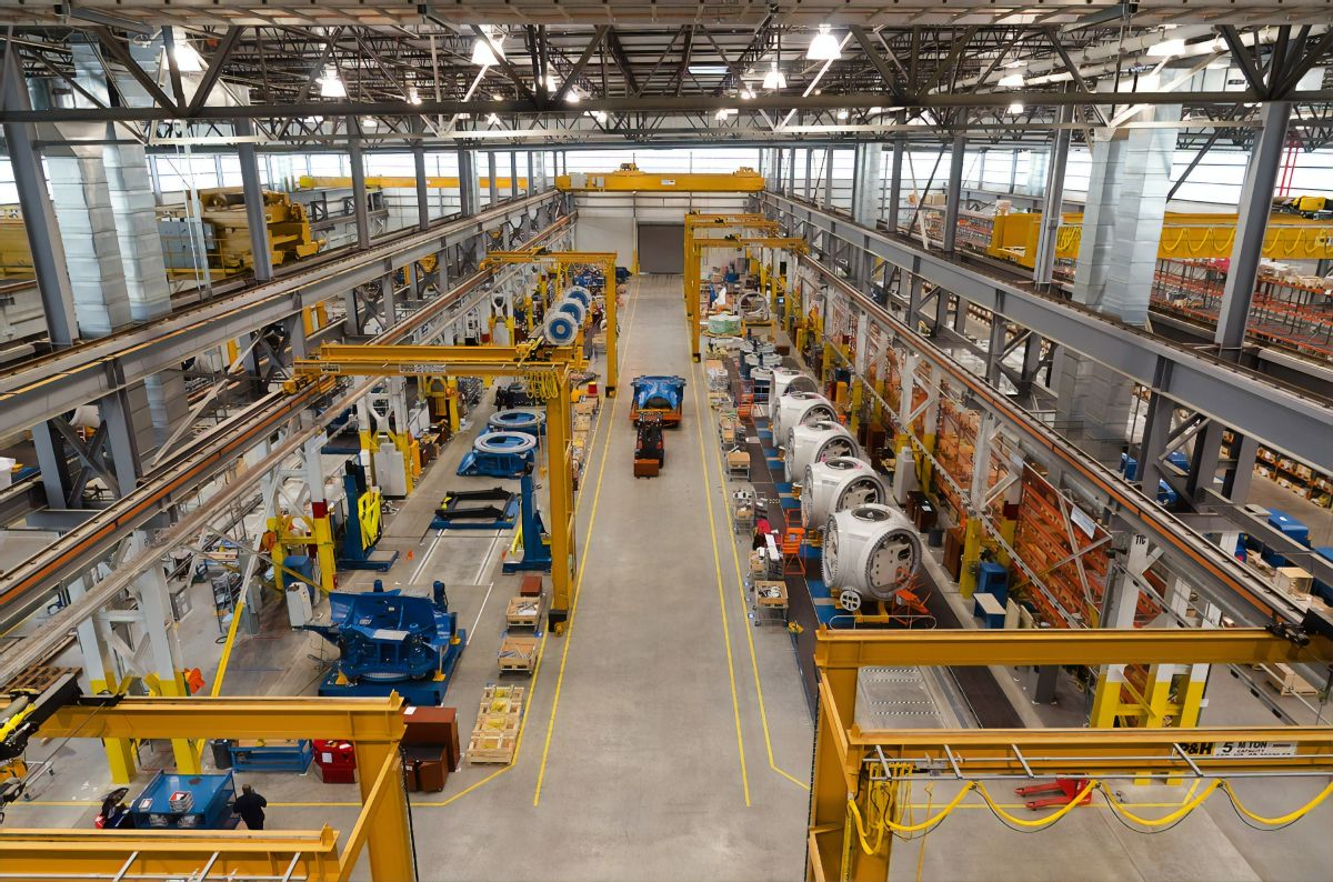 GM y LG Energy planean invertir $2,300 millones de dólares en una fábrica de baterías para autos eléctricos