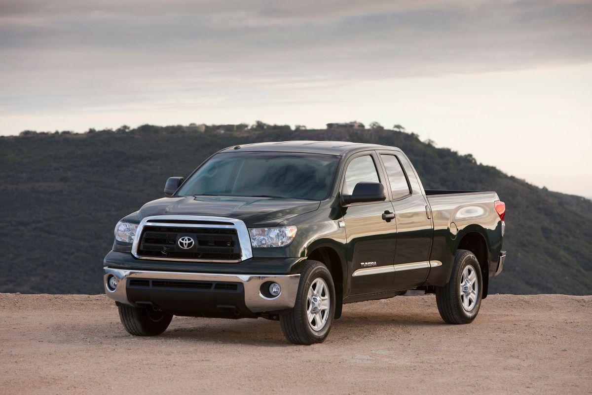 ¿Cuál es el mejor modelo de Toyota Tundra usado?