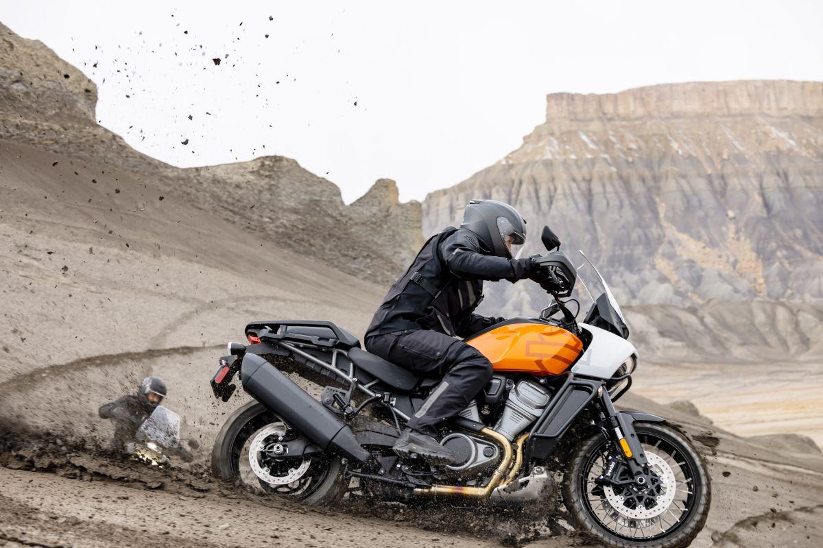 La nueva Pan America sella el paso de Harley-Davidson al segmento de las motos de aventura