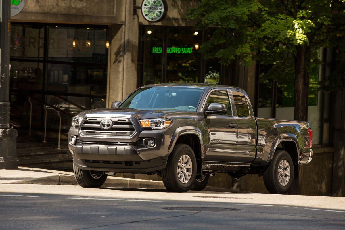 ¿Cuál es el mejor Toyota Tacoma usado?