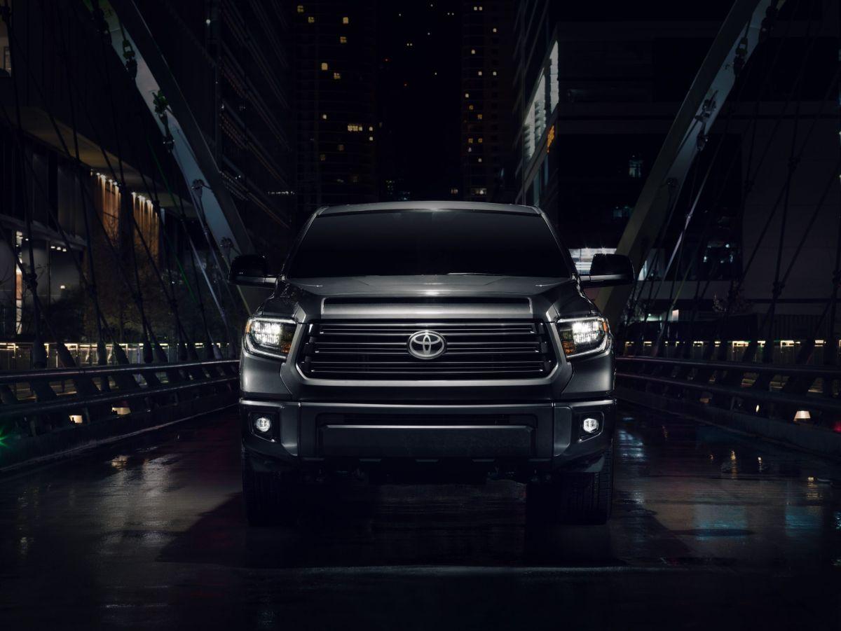 Toyota revela una imagen del motor de la nueva Tundra 2022: podría ser un potente V6
