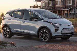 GM recomienda dejar estacionado en la calle el Chevy Bolt por riesgo de incendio del vehículo