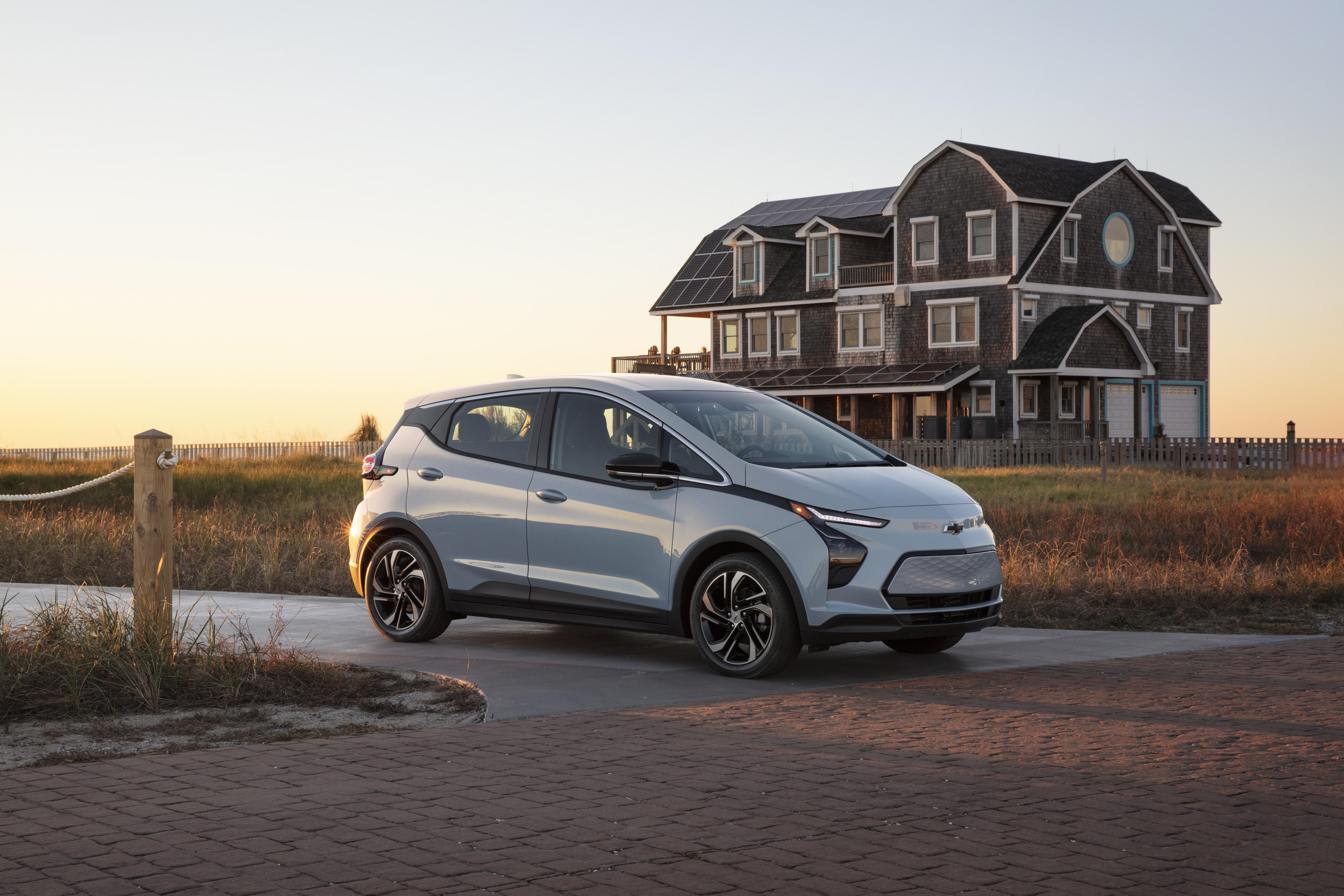 Foto del Chevrolet Bolt EV 2021
