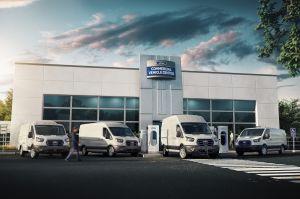 Ford crea un sitio de registro para los clientes interesados en el E-Transit, su nueva furgoneta eléctrica