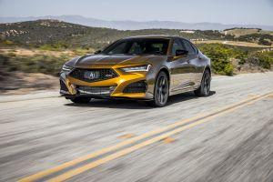 Acura vuelve a sus orígenes con el TLX Tipo S 2021