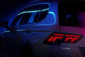 Volkswagen se prepara para el lanzamiento del nuevo Tiguan Allspace