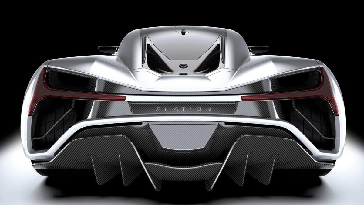 Elation Freedom, el superauto totalmente eléctrico con acento latino que se fabricará en Estados Unidos