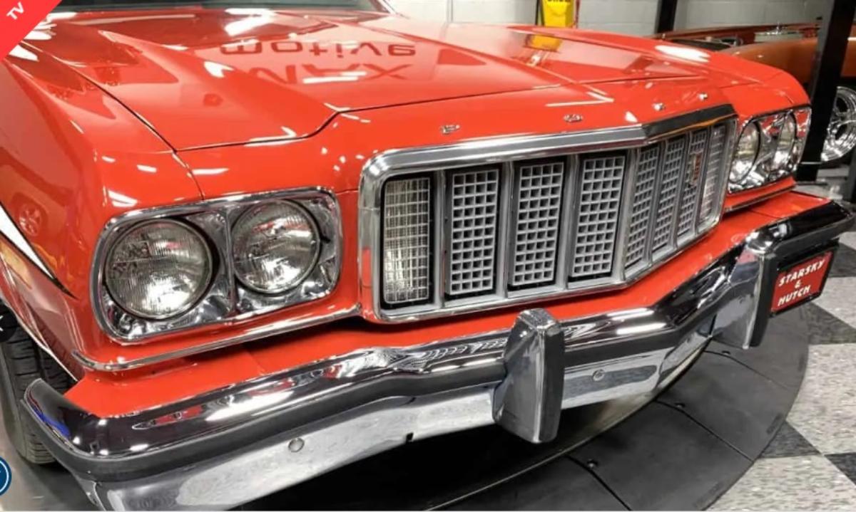 """Se subasta en Ebay un Ford Gran Torino 1976 de """"Starsky & Hutch"""" esperando sobrepasar los $100,000"""