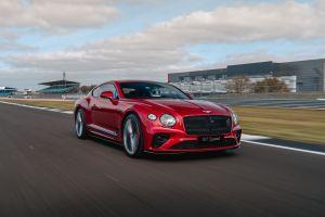 Por qué el chasis del Continental GT Speed es el más avanzado de Bentley