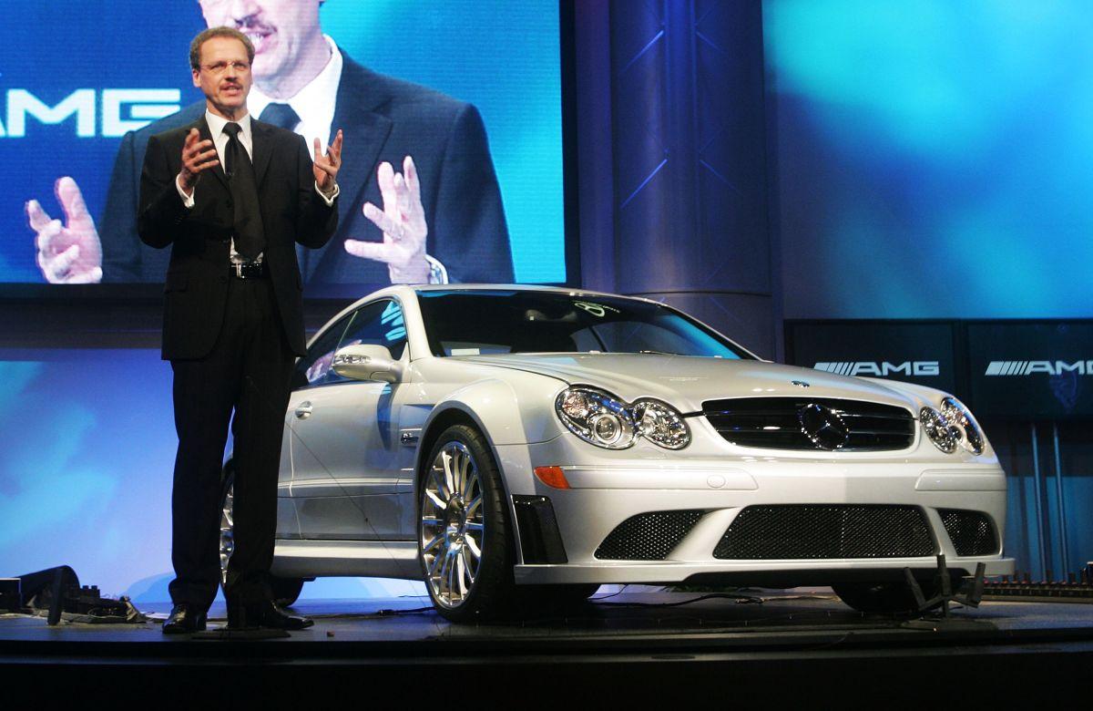 Mercedes CL 2007