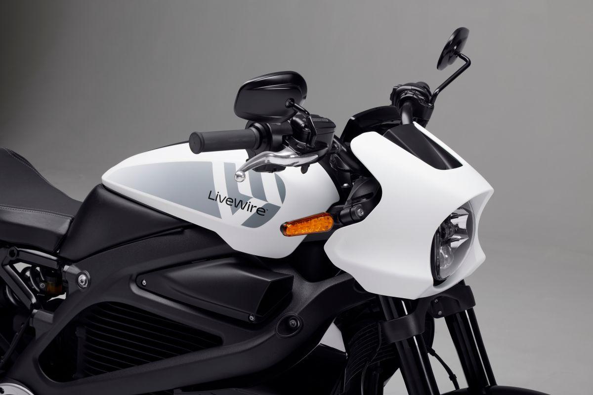 Harley-Davidson lanza LiveWire, su nueva marca de motocicletas eléctricas