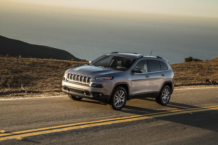 Foto de la Jeep Cherokee 2014
