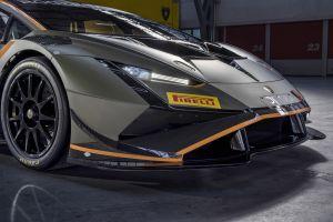 Lamborghini debuta su auto de carrera Huracán Super Trofeo EVO2, y asegura que allí está el futuro de sus próximos modelos