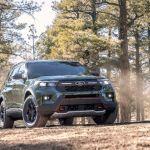Ford asegura que su Explorer Timberland es el SUV con mayor capacidad todoterreno