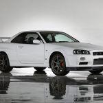Subastarán un Nissan Skyline GT-R que nunca fue matriculado