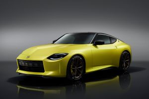 Nissan ha revelado el totalmente nuevo Z Proto