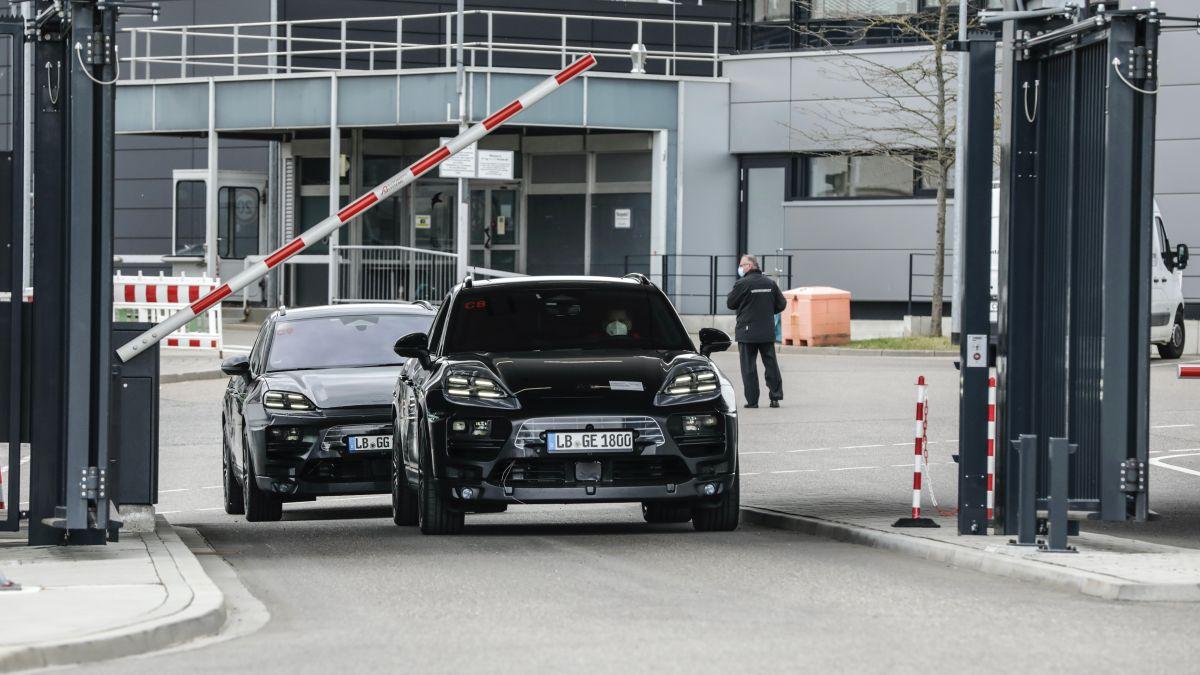 Porsche da detalles sobre las primeras pruebas en carretera del Macan eléctrico