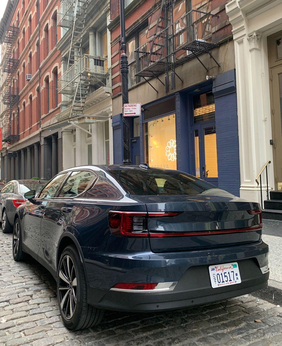 Polestar está en el buen camino para ser una marca importante en el mercado de autos eléctricos de semi-lujo.