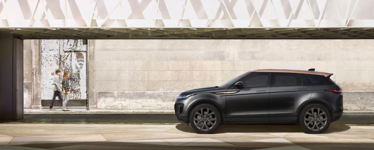 Render de la apariencia de la nueva edición de la Colección Bronze Range Rover
