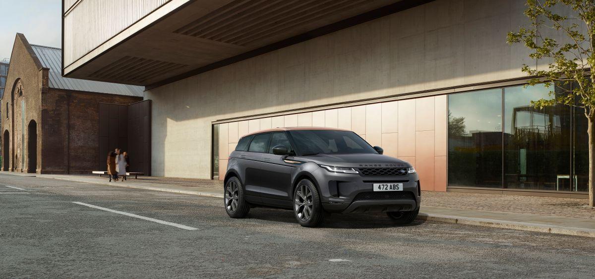 Land Rover lanza su nueva Range Rover Evoque Bronze Collection Special Edition