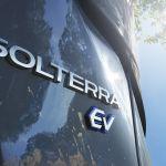 Solterra, el primer SUV eléctrico de Subaru que rinde homenaje a la naturaleza