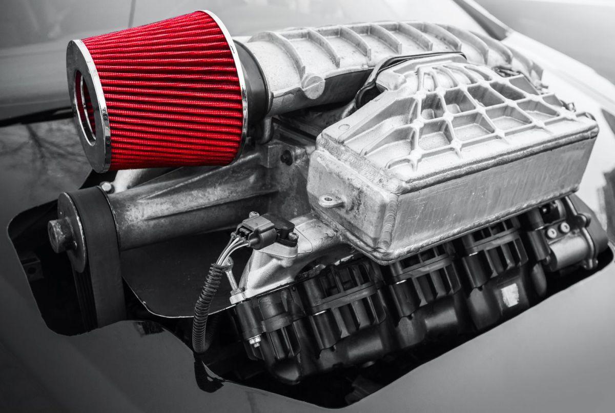 Qué es el supercharged de un auto
