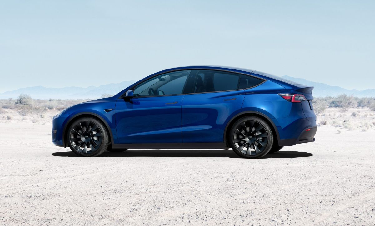 Foto Tesla Model Y