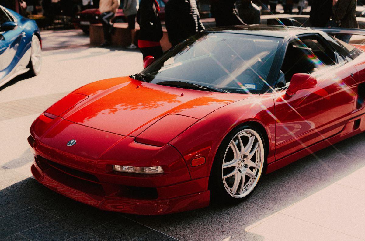 Este Acura NSX 1992 que fue propiedad de Ice Cube está a la venta