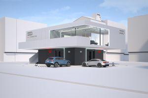 La carga de batería de los autos eléctricos, según Audi: una nueva experiencia
