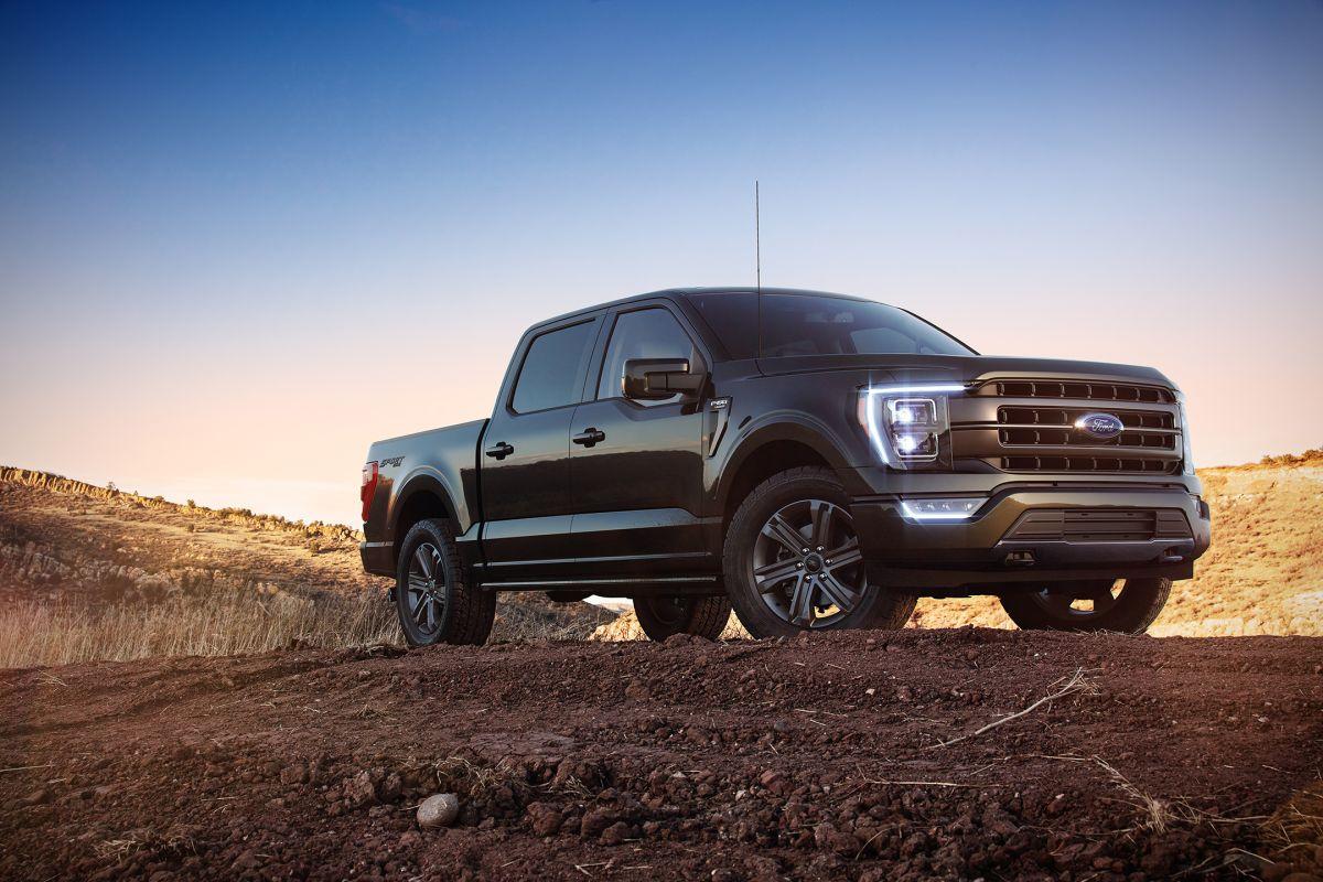 Foto de la Ford F-150 2021