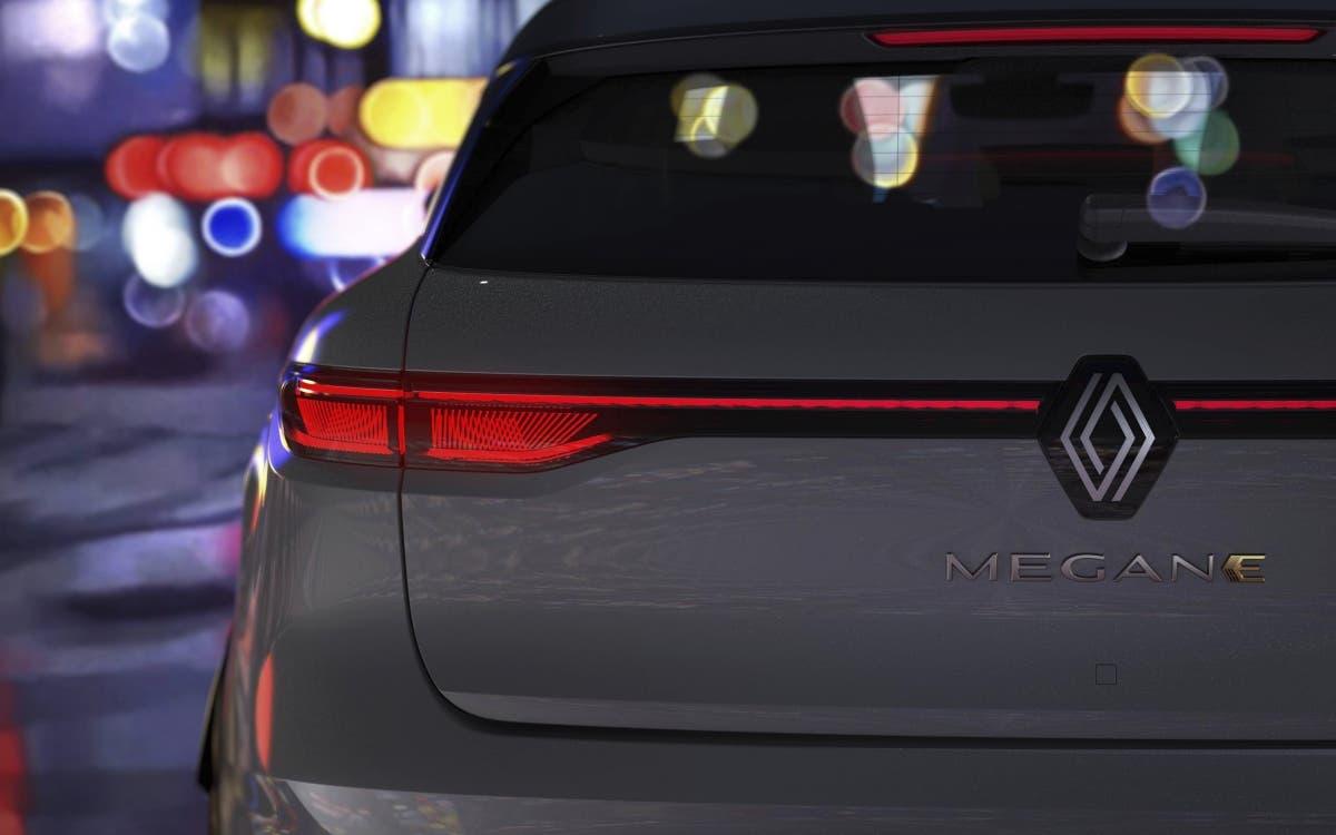 Revelan imágenes del Renault Megane 100% eléctrico