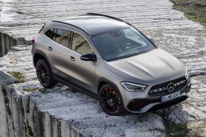 2021 GLA250 4Matic: el SUV más accesible de Mercedes Benz