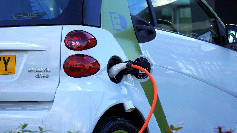 Entrada de autos eléctricos