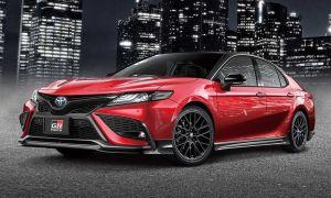 En un mundo donde reinan los SUV's, el Toyota Camry se corona como el sedán más vendido en el primer trimestre de 2021