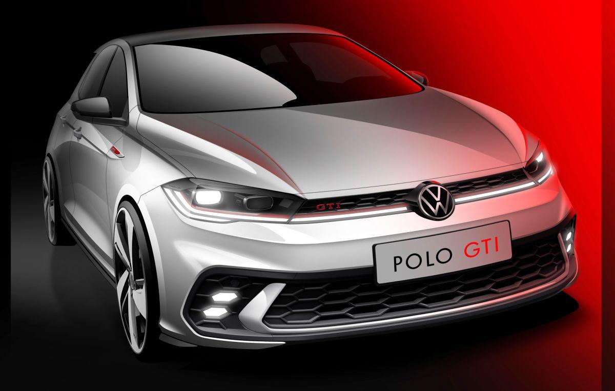 Volkswagen ofrece los primeros detalles de lo que será su Polo GTI