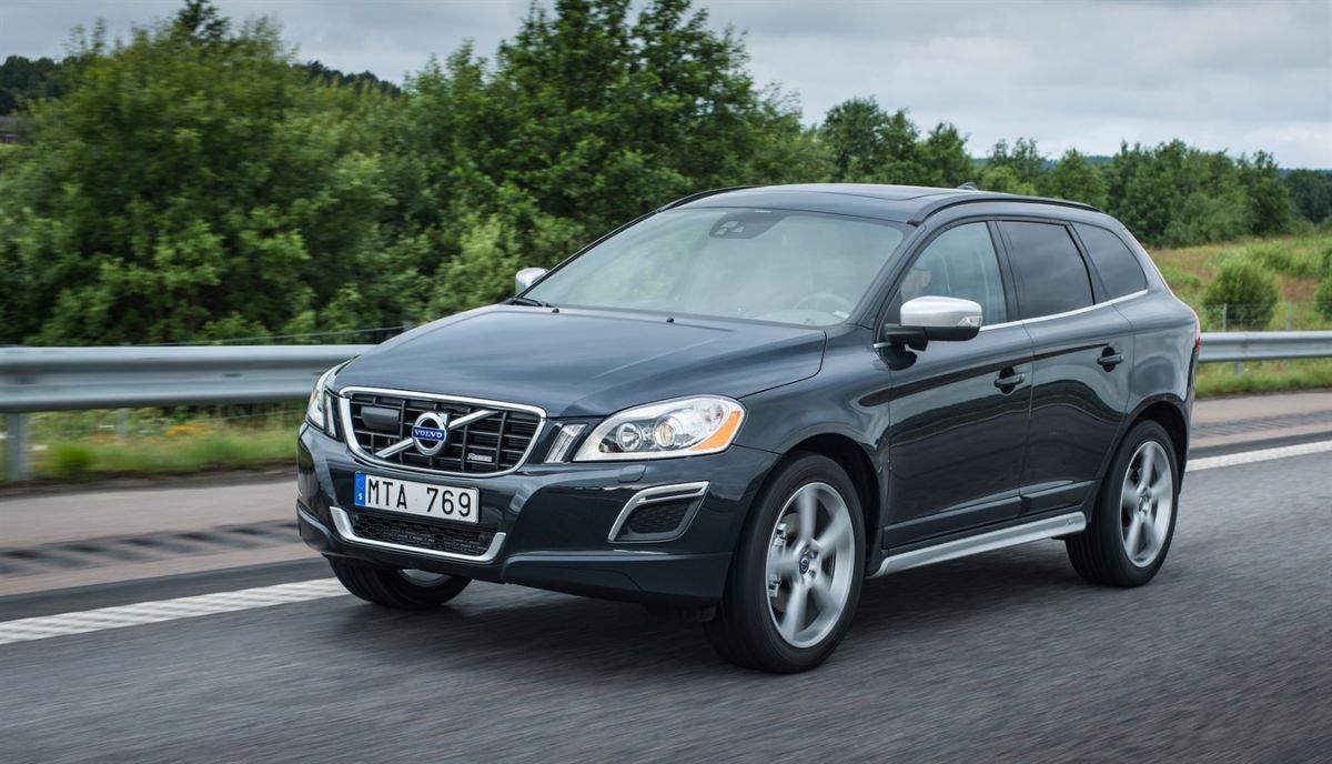 Foto del Volvo xc60 2013