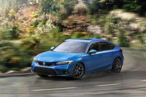 El Honda Civic del 2022, uno de los autos más populares en EE.UU.
