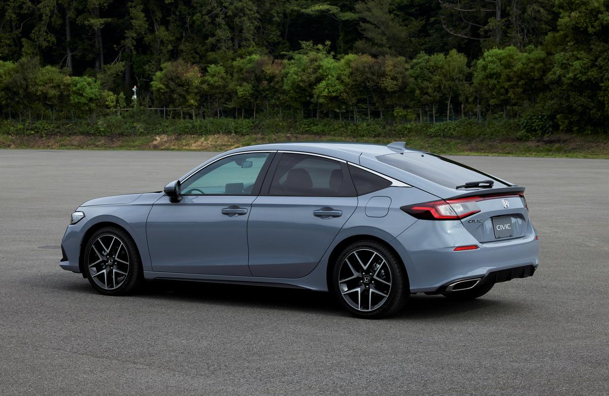 Honda Civic HB 2022