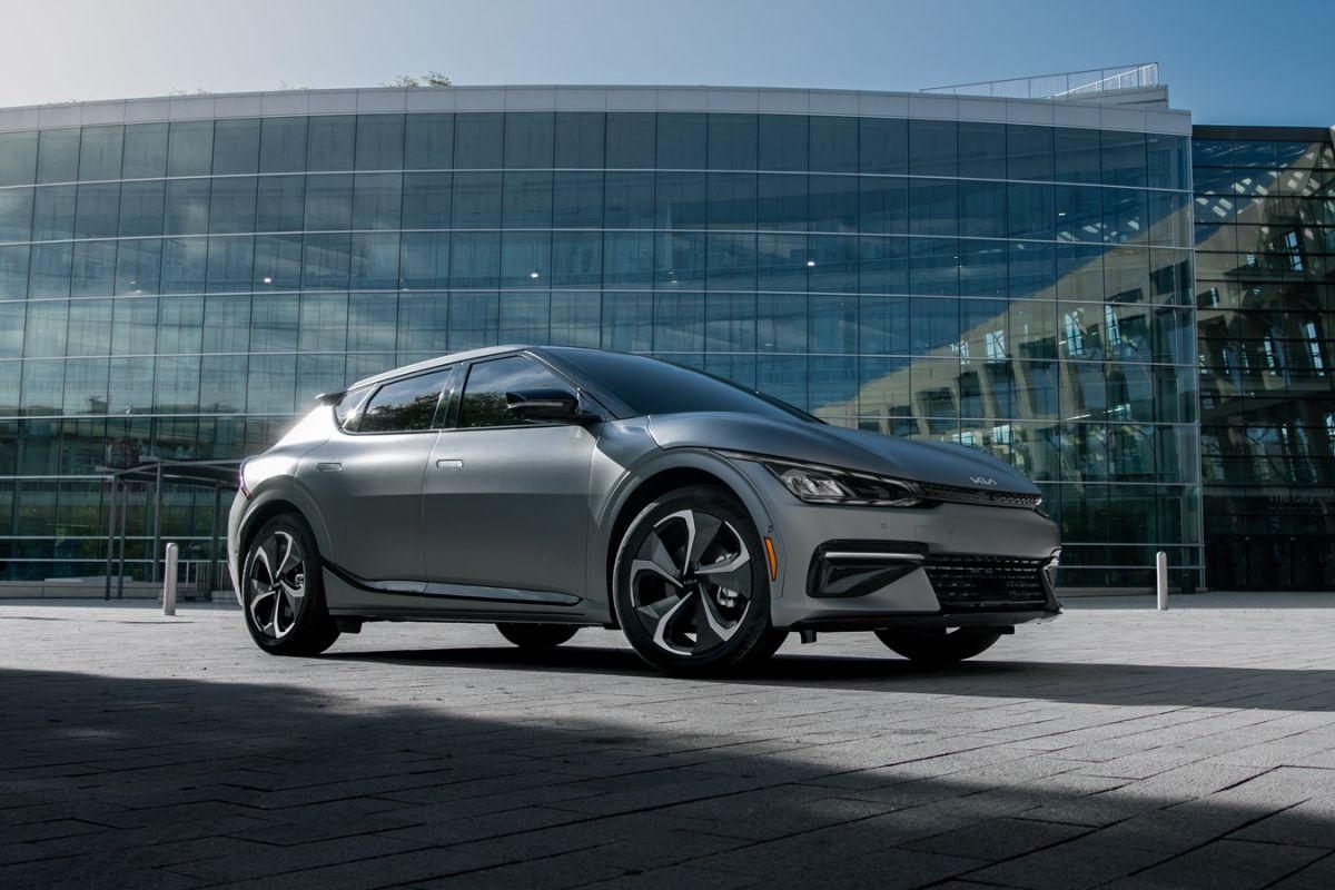 Kia EV6: 5 innovaciones de este auto totalmente eléctrico