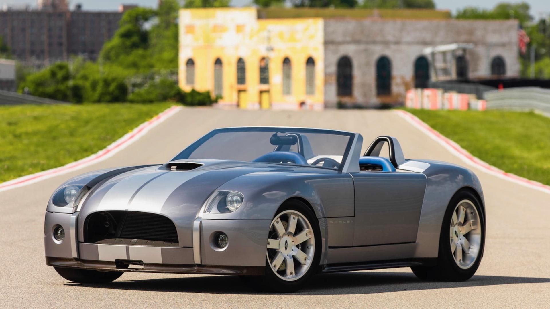 Ford Shelby Cobra Concept 2004