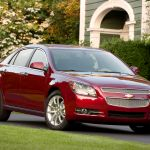 Los 5 mejores autos usados de Chevrolet