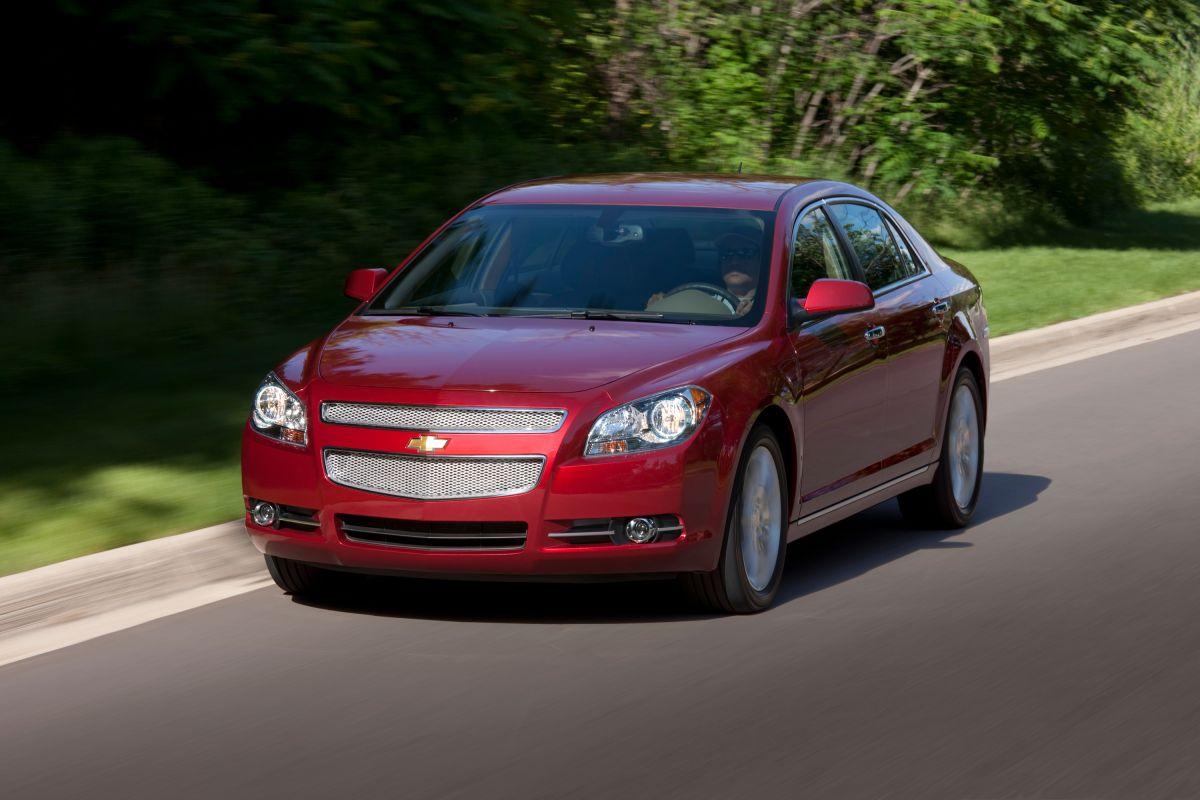 Chevy Impala 2015