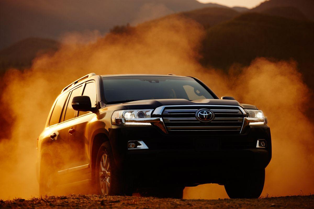 Los 5 mejores modelos de Toyota Land Cruiser