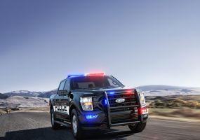 La policía ya está probando la Ford F-150 Police Responder