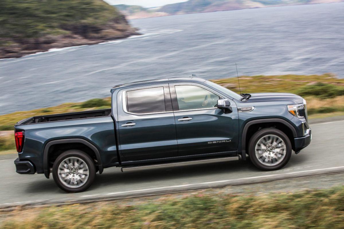 2021 GMC Sierra 1500: la pickup de tamaño completo más barata del 2021