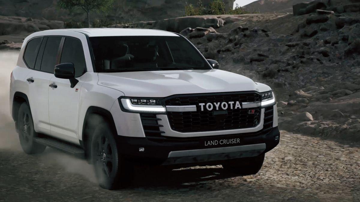 El nuevo Toyota Land Cruiser 2022 cambia su potente motor V8 por un V6 biturbo