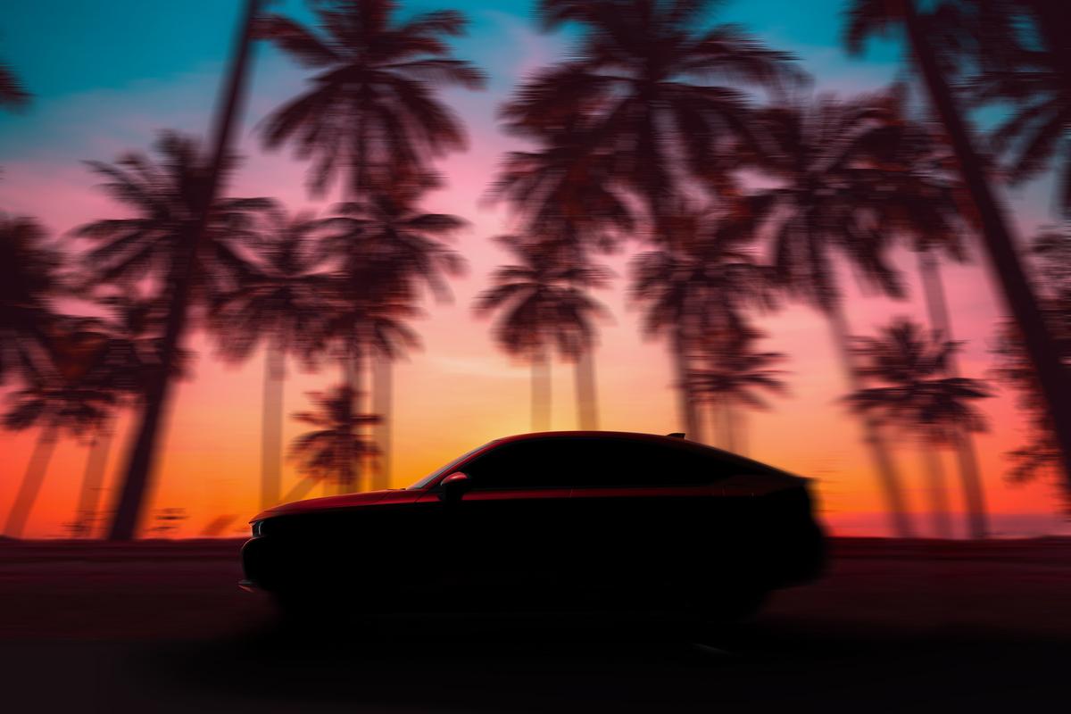 El Honda Civic Hatchback 2022 debutará el próximo 23 de junio
