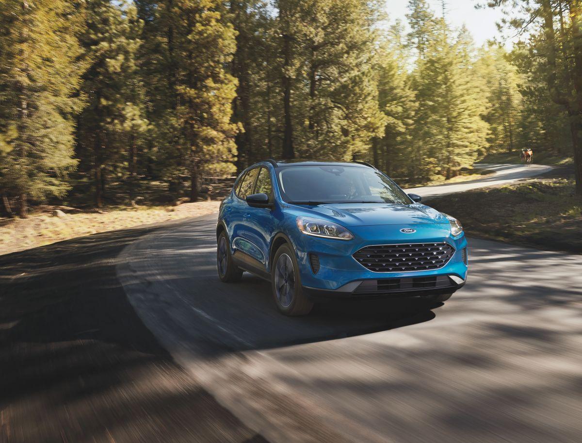 El Ford Escape puede ser la mejor camioneta del 2021